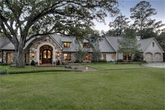 Beautiful single story brick home. Exactly what I want!!!!