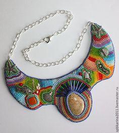 Colorful necklace color necklac