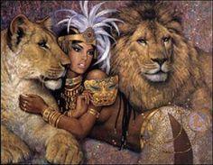Queen Dahia al-Kahina