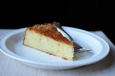 Ricotta and lemon cake