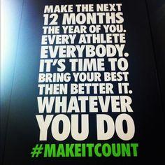 work, fit inspir, fit motiv, count, 6 months, 12 month, sport, fitness motivation, nike