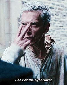 Moffat spares no star's vanity when he writes for the Doctor
