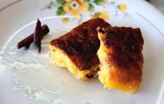 Na Cozinha da Margô: Ambrosia Assada