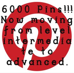 6000 pins! ADDICTED...... Needs to get a life!!!! :)