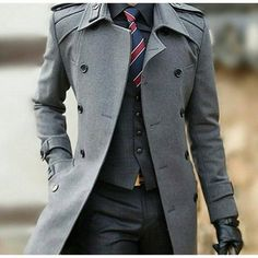 Who doesn't want a classic Burberry trench?