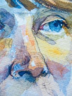 How to Mix Skin Tones for Watercolour Portrait Paintings