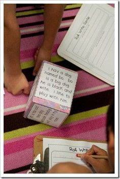 Grammar game - roll the dice and correct the sentences