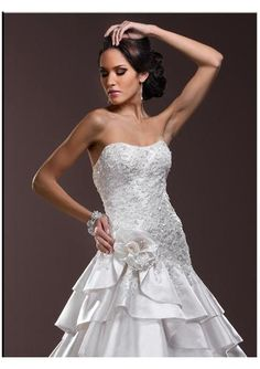 Strapless Wedding Dress Strapless Wedding Dress