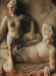 Pompeii Erotic Art