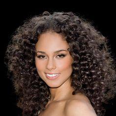 Alicia keys real hair length