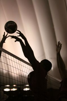 Shadow shot from the 2010 #USAVhpc High Performance Championships by Debbie Reber. We'll be live streaming the 2014 championships on usavolleyball.org from July 22-26. #volleyball #championships
