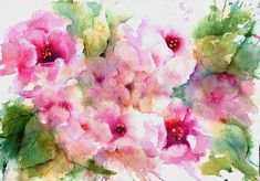Gorgeous watercolor