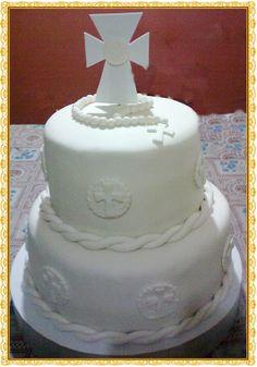 torta de primera comunion