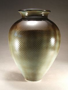 "Large Classic Vase - 24 inch  Wheel thrown vase, 24"" height, 16"" diameter."