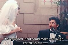 uncle jessie's wedding song to rebecca. :)