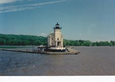 Rondout Lighthouse,  Hudson Valley, NY