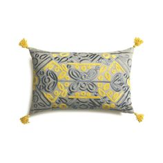 """Alonzo 20""""x13"""" Pillow  