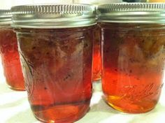 Canning Homemade!: Kiwi's and Strawberries - A night of fabulous fruit!