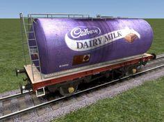 Dairy Milk....yummy!