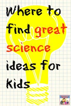 It can difficult to find good science for kids. Often it's too bubblegum or it's too advanced. I've found some great science for kids resources for you to use.