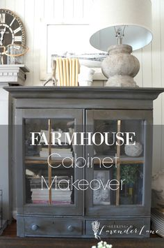 farmhouse cabinet ma