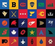 segment design, logos, nhl team, hockey art, current nhl, art prints, nhl logo, team logo, minimalist hockey