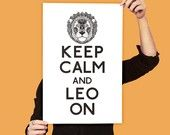 Leo : )