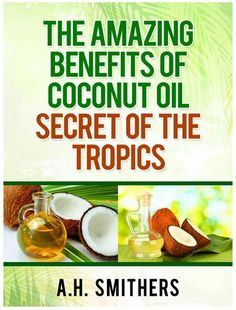Discover the amazing health benefits of Coconut oil has, as well as a detailed look as why Coconut oil is so effective against Alzheimer's and diabetes, fat burning, weight loss, how it effects the immune system and also how it increases energy and alertness.