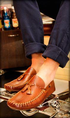 Driver Rogério Melo #shoes #men #menfootwear
