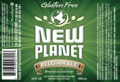 New Planet Belgian Ale