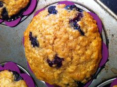 healthy blueberry muffins more blueberries muffins healthy blueberries ...