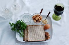 "A Small Snippet: a Christian Passover. Great ideas for a Holy Thursday Christian seder meal. A good way to teach the kiddos about the Eucharist! I'd use Hebrew Catholic writer Meredith Gould's book ""Come to the Table: A Passover Seder for Parish Use."""