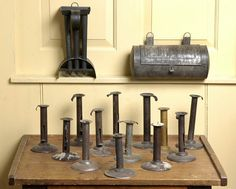 hogscraper candlesticks