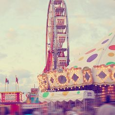 County fairs & carnivals.