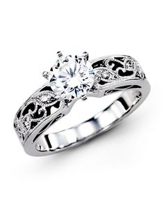 from Simon G. Jewelry #TheKnot #DreamEngagementRing.