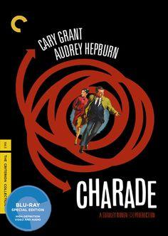 Charade (1963) - No. 57 [Blu-ray cover]