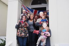 Jubilee celebration in Islington