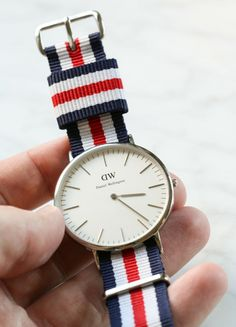 daniel wellington classic canterbury watch | men's style | gifts for men