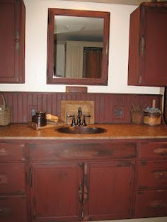 I want this bathroom cabinet!!