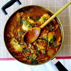 Moroccan Chicken Tagine (I made this)