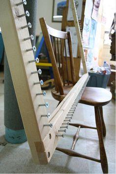 Loom for 2.5 X 3.5 ft Potholder Rugs