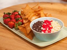 As Seen on #TheKitchen: Quick Cannoli Dip