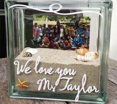 Project Center - teacher gift