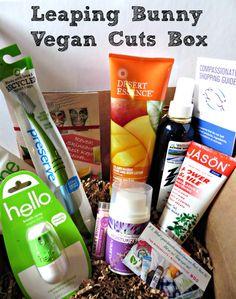 @vegancuts @leapingbunny Fresh Start Kit #review via @agirlsgottaspa