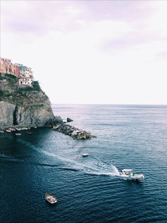 How about a joyride in Cinque Terre?