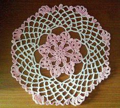 Tecendo Artes em Crochet: Tiaras Flor, Mine-toalhinha e Sachê...