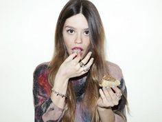 Lookbook Cookbook's Vegan Maple Pecan Muffin
