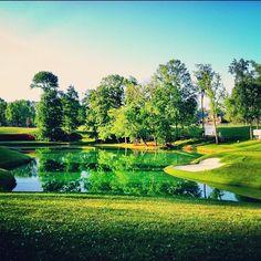 p dolton's photo of Muirfield Village Golf Club on Instagram