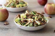 Harvest Quinoa Salad by girlmakesfood #Salad #Quinoa