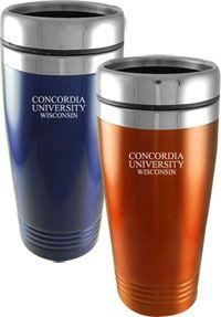 Product: Concordia University Wisconsin 16 oz. Tumbler $11.95